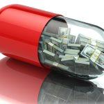Precios de la farmacéutica se encarecieron un 1,4% en 2017